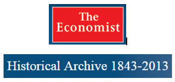 The Economist - Historical Archive 1843-2013