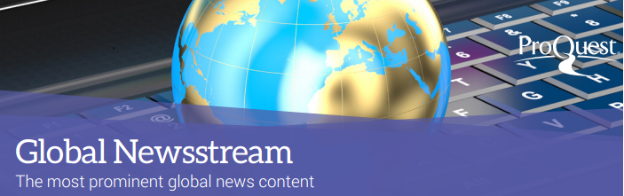 Trial of ProQuest Global Newsstream