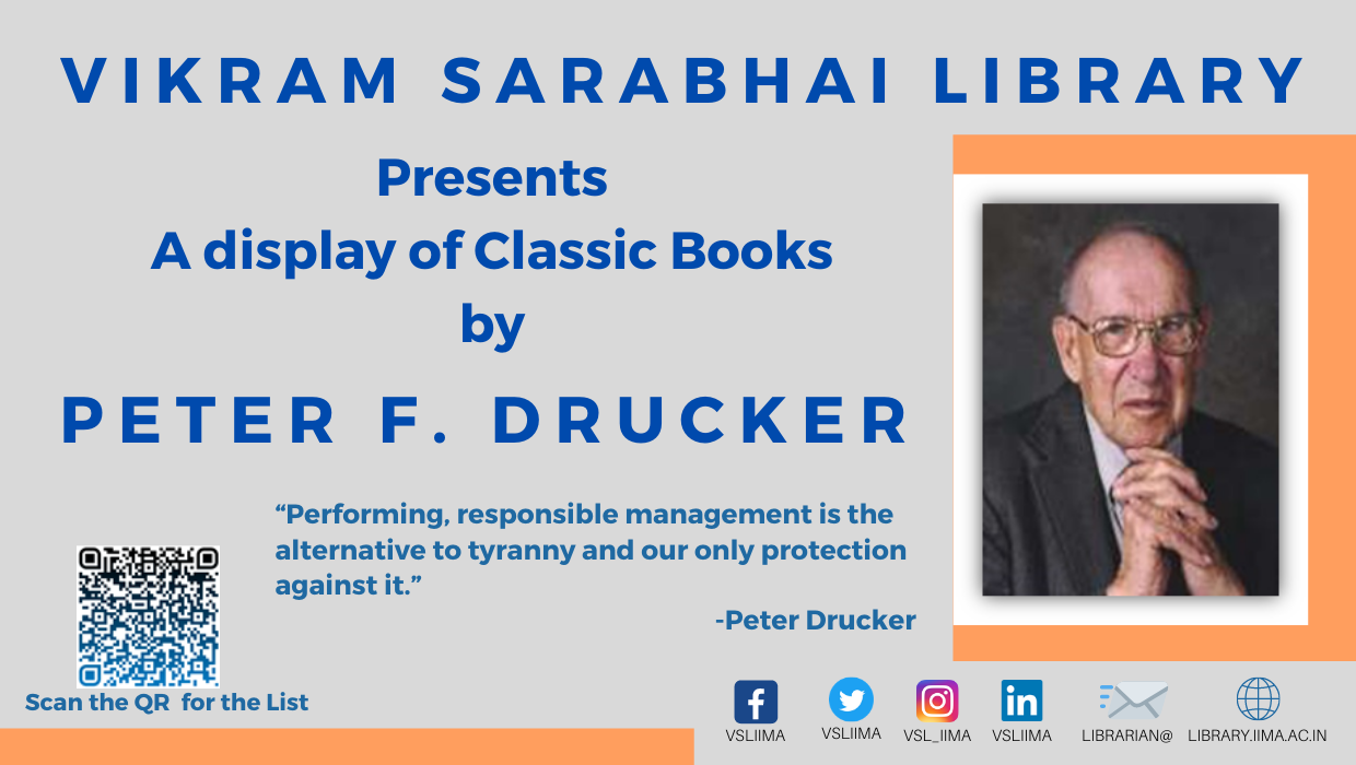 Peter Drucker Classic Collection