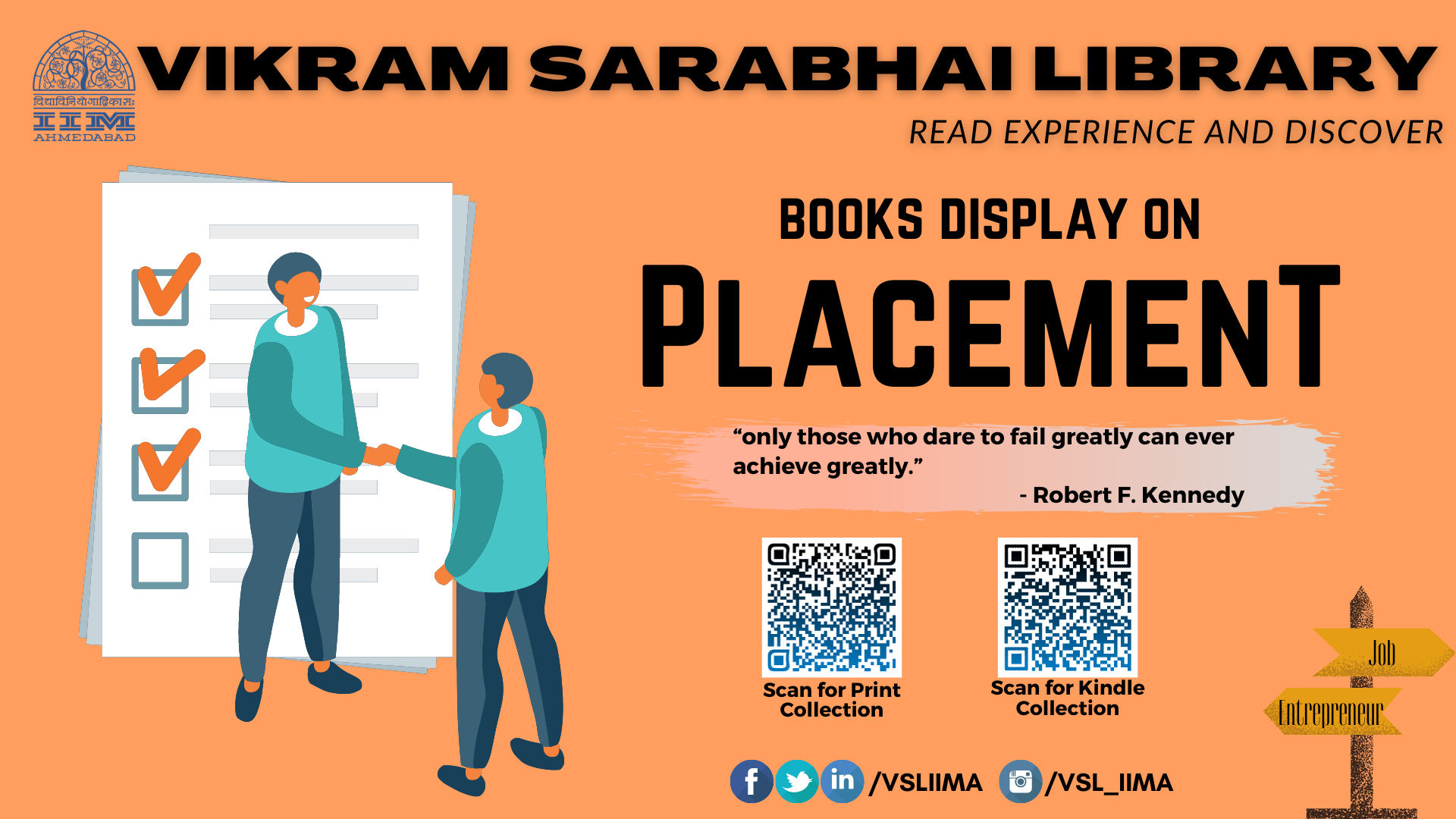 Placement Books Display Books