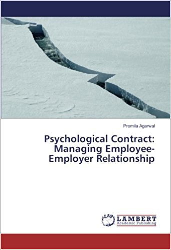 Psychological contract: managing employee-employer relationship