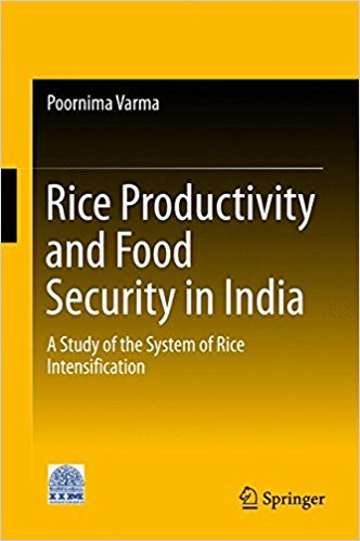 Rice productivity and food security in India: a study of the system of rice intensification