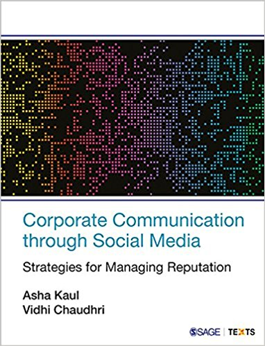 Corporate communication through social media: Strategies for managing reputation