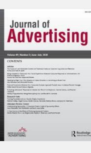 Evaluating Adolescents' responses to internet ads: role of ad Skepticism, internet literacy, and parental mediation