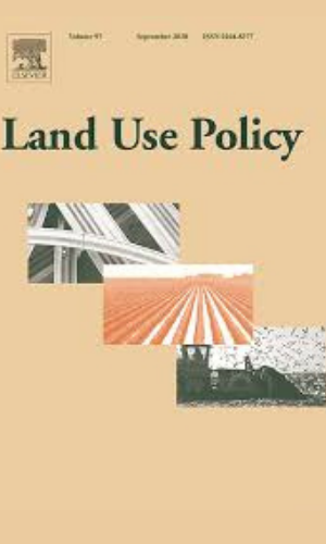 Implications of land use transitions and climate change on local flooding in urban areas: an assessment of 42 Indian cities