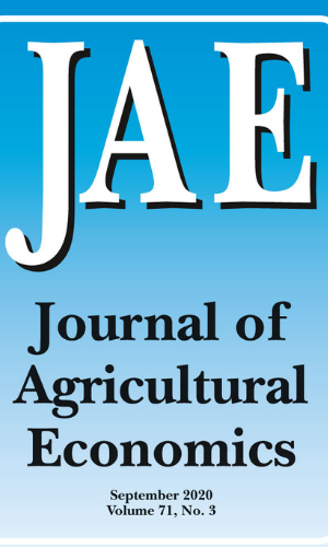 Demand for crop insurance in developing countries: new evidence from India