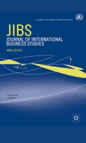 Chief marketing officers' discretion and firms' internationalization: an empirical investigation