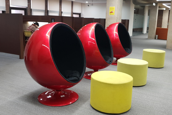 VSL Rest Pods