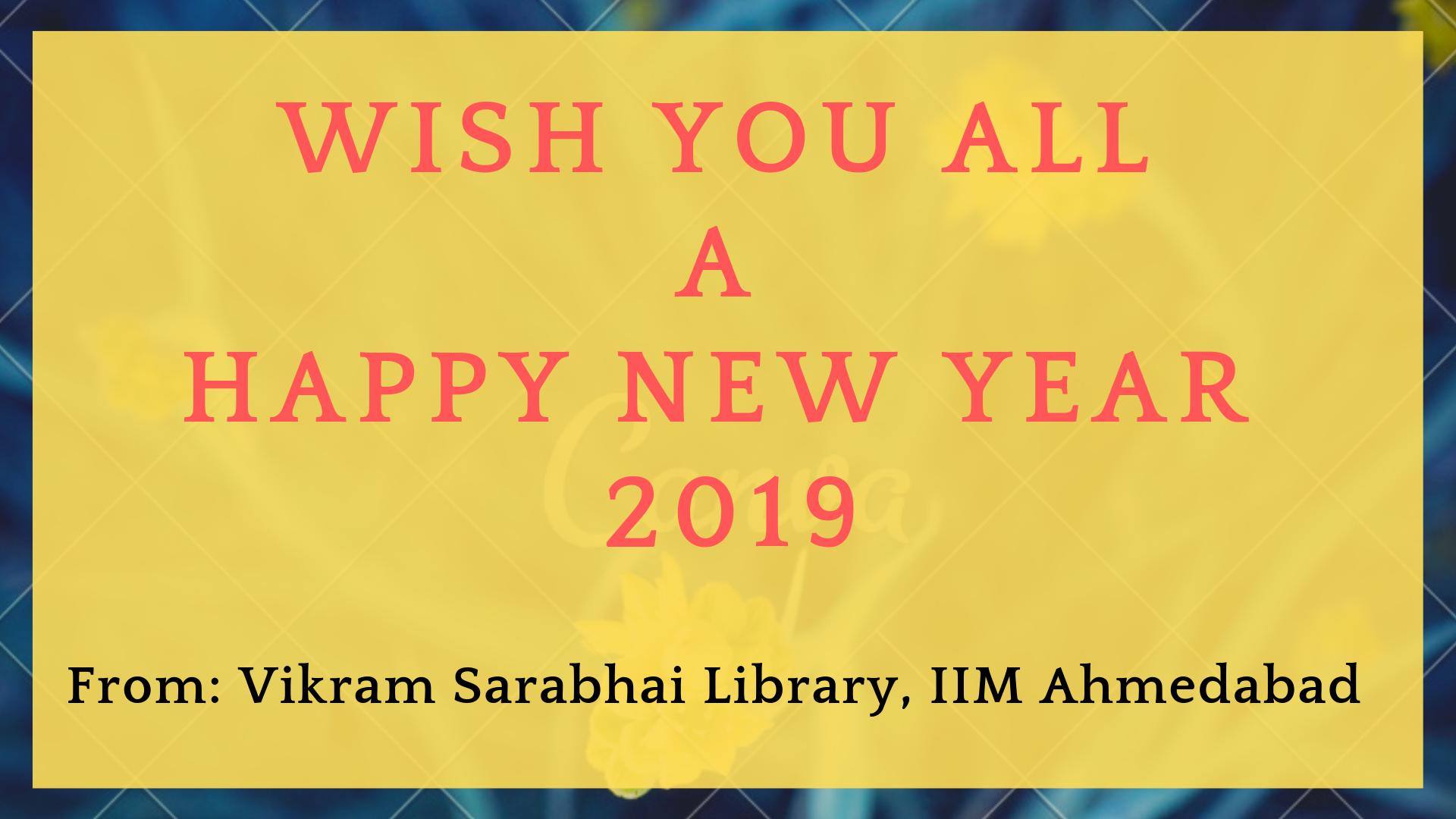 Vikram Sarabhai Library, IIM Ahmedabad