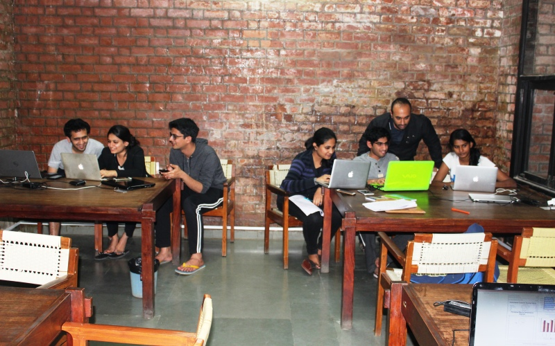 Discussion Zone Photo 6 @ VSL, IIM Ahmedabad
