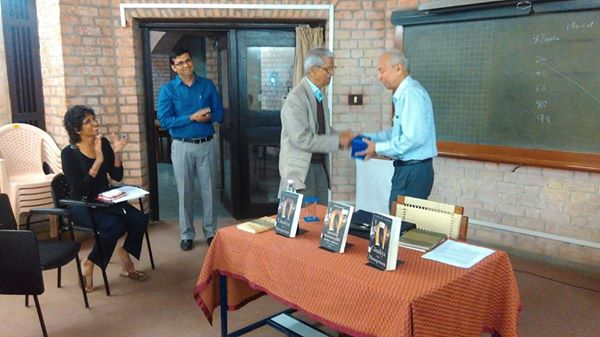 Ashok Garde on his book - Chankya on Management