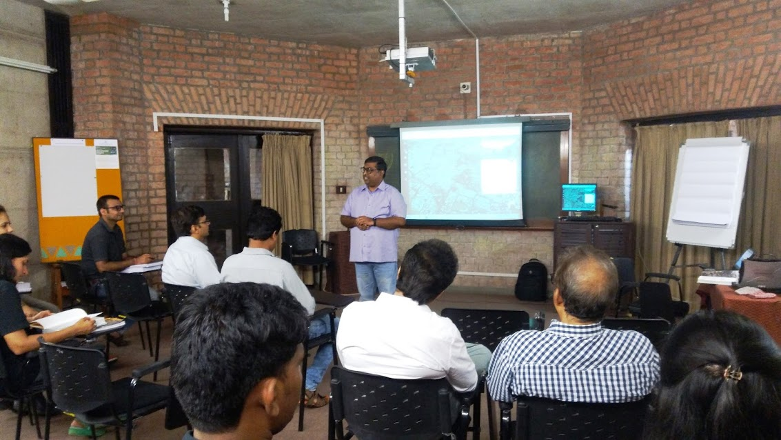 A talk on Indica by Prof. S. Ram Kumar session