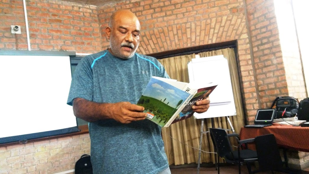A talk on Indica by Prof. S. Ram Kumar 3