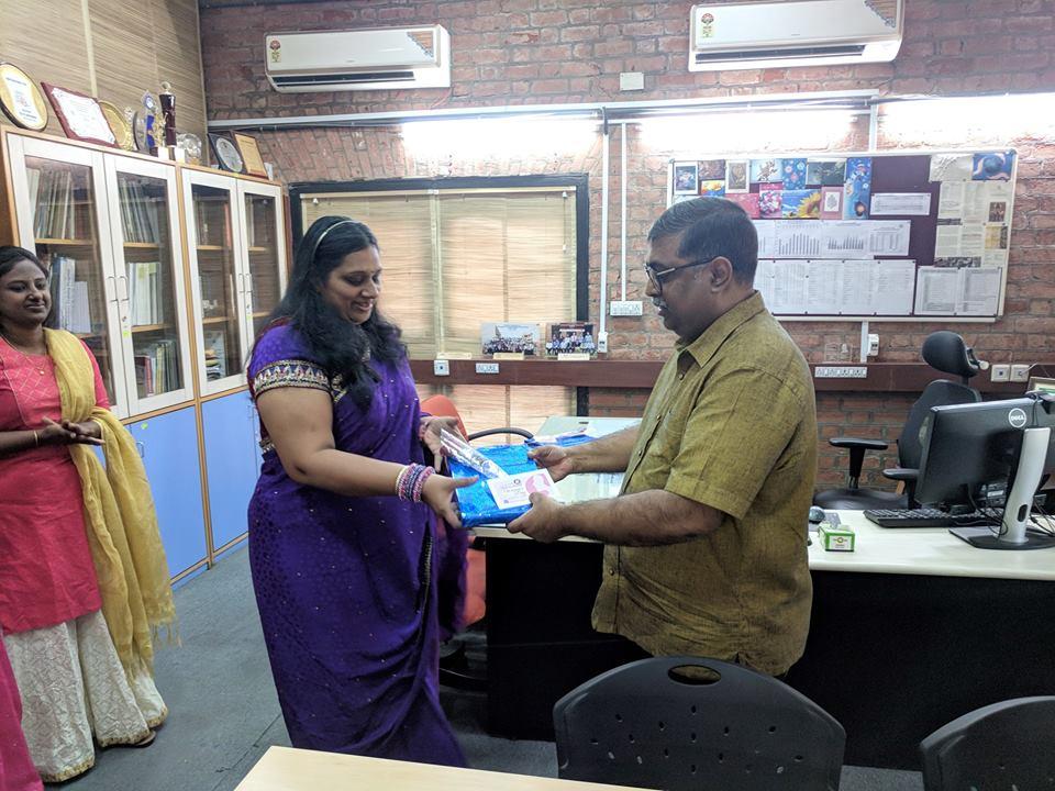 IWD @ VSL IIM Ahmedabad