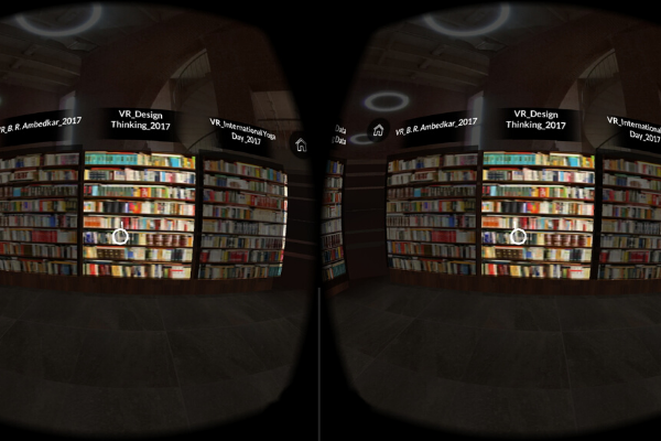 Virtual Reality (VR) App (Sahel)